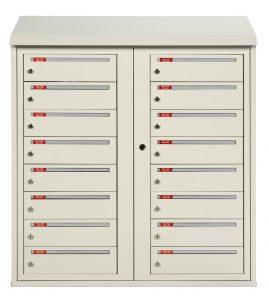 Produktbilde av systempostkasser